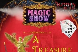 Квест Magic Show