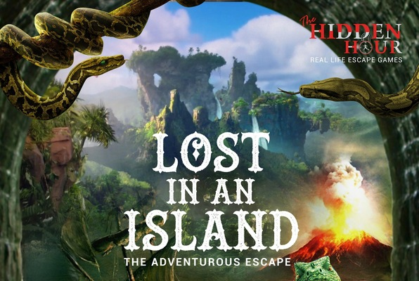 Lost in an Island (The Hidden Hour) Escape Room