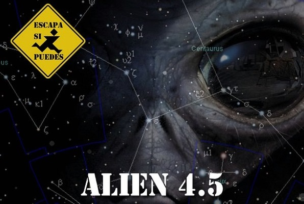 Alien 4.5 (Escapa Si Puedes) Escape Room