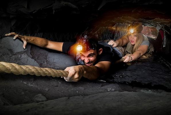 Oscuridad (Maximum Escape) Escape Room