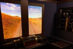 Квест Steampunk Train