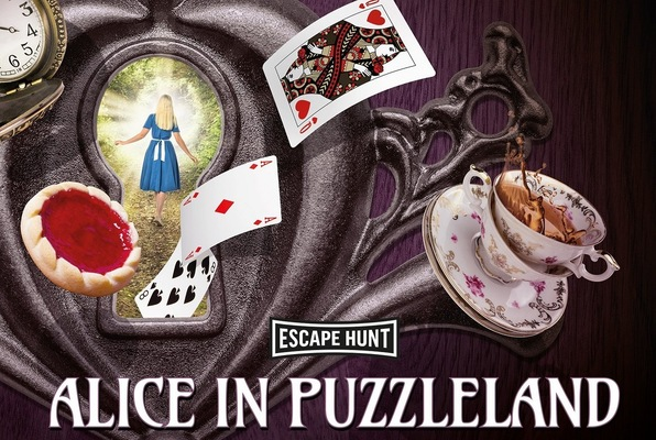 Alice in Puzzleland (Escape Hunt Oxford) Escape Room