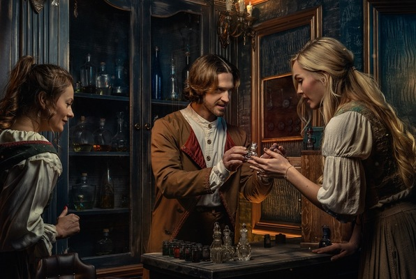 Perfumer (Quest Room) Escape Room