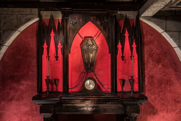 Dracula: The Final Hour (Room Escape Los Angeles) Escape Room