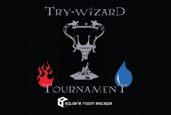 Try-Wizard Tournament (Square Room Escape) Escape Room