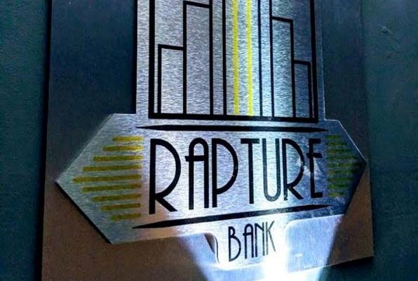 Rapture Bank Heist