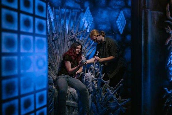 Ice Walker (FLEE) Escape Room