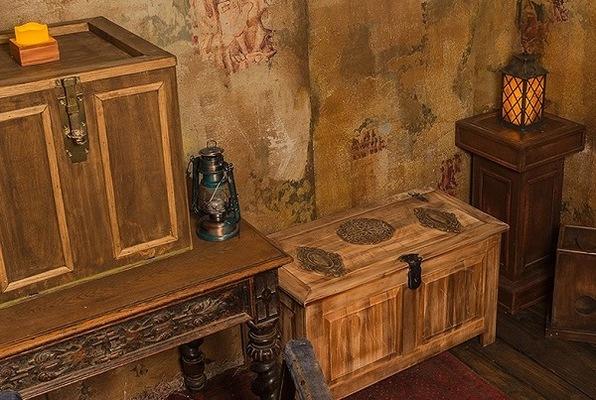 Das Geheimnis der toten Mönche (Mastermind Escape Rooms) Escape Room