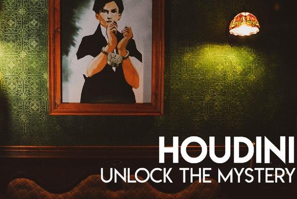 Houdini: Unlock the Mystery (Escape Room Wisconsin) Escape Room