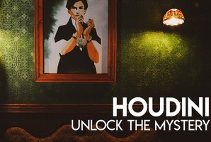 Квест Houdini: Unlock the Mystery