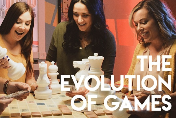 The Evolution of Games
