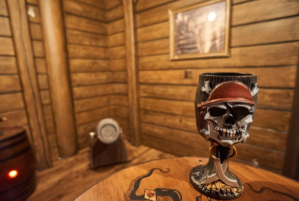 Pirat der Karibik (HCC Rostock) Escape Room