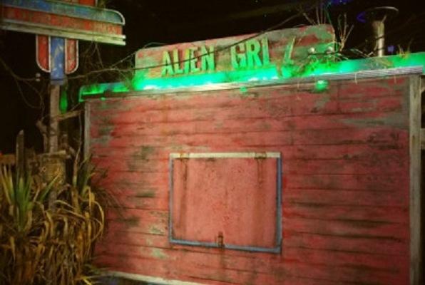 Alien Grill