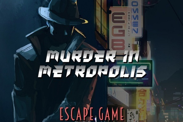 Murder in Metropolis (Escape Game Berlin) Escape Room