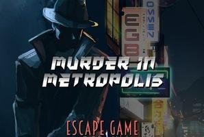 Квест Murder in Metropolis