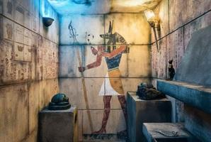 Квест Der Fluch des Pharaos
