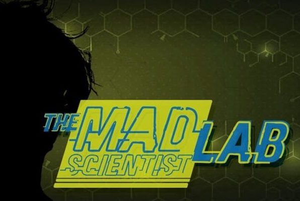 The Mad Scientist Room