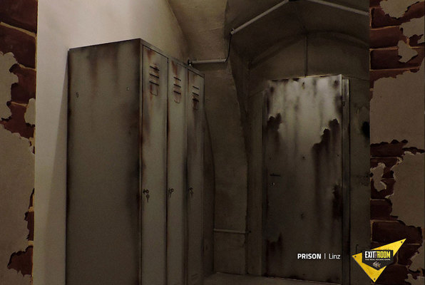 Prison (Exit The Room Linz) Escape Room