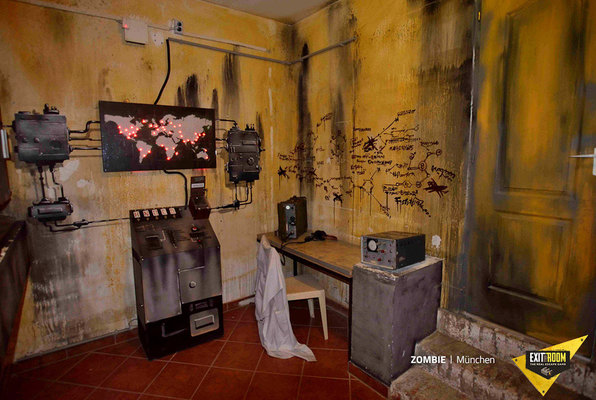 Zombie (Exit The Room Linz) Escape Room
