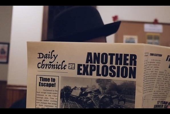 Sabotage: Chattanooga 1944