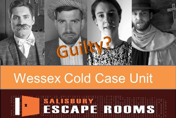 Wessex Cold Case Unit (Salisbury Escape Rooms) Escape Room