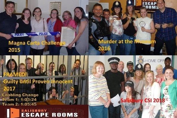 Wessex Cold Case Unit (Salisbury Escape Rooms) Escape Room