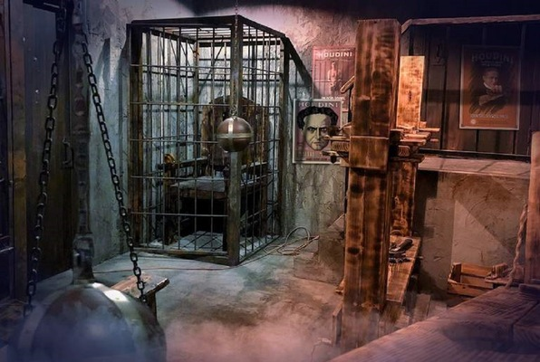 Houdini (60out Escape Rooms) Escape Room
