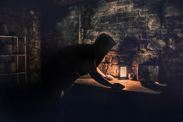 The Nun (NoWayOut) Escape Room